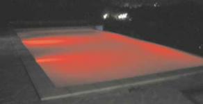 Oswietlenie RGB - Czrwony